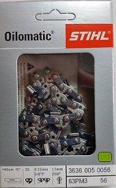 Stıhl 3 8 36 Diş Motorlu Testere Zinciri