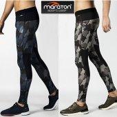 Maraton Dryrun Erkek Koşu Taytı Erkek Spor Tayt Ka...