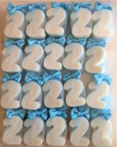 Mavi 2 Yaş Sabun (20 Adet)
