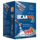Bigjoy Sports Bcaa Pro Go 10 Gr 21 Drink Packets