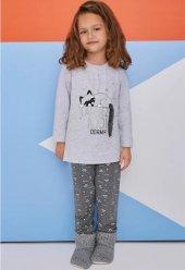 Rolypoly 1366 Kız Çocuk Pijama Takım