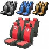 Volkswagen Golf Serisi Special Kılıf Ön Ve Arka Koltuk Kılıfı