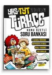 Yediiklim Yayınları Tyt Türkçe Konu Özetli Soru Bankası