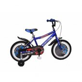 16 Jant Majorette Action Mavi Çocuk Bisikleti