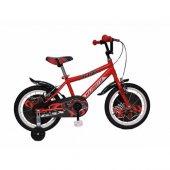 16 Jant Majorette Action Kırmızı Çocuk Bisikleti