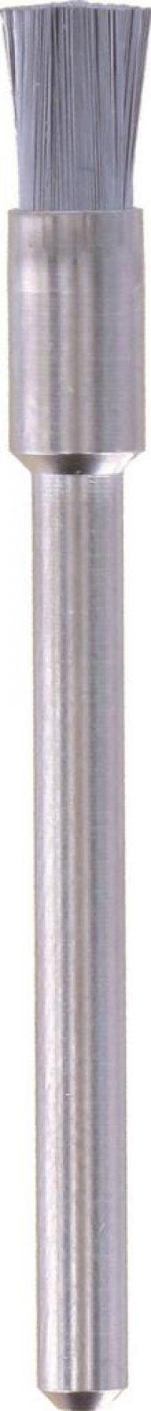 Dremel Karbon Çelik Fırça 3,2 Mm (443) (3 Adet)