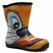 Gigi Çocuk Yağmur Çizmesi Erkek Bot Kar Botu Tavsan