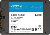 Crucial Bx500 240 Gb Sata 3 2.5 İnch Ct240bx500ssd1 Ssd Disk