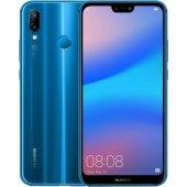 Huawei P20 Lite 64 Gb Mavi Renk Akıllı Telefon