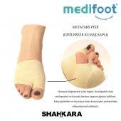 Medifoot Kumaş Kaplı Giyilebilir Metatars Pedi(Çift)