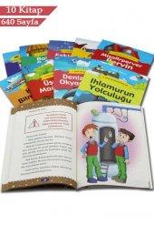 3. Sınıf Okuma Kitapları Seti 10 Kitap 640 Sayfa