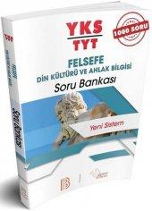 Benim Hocam Yayınları Tyt 1000 Felsefe Soru Bankası