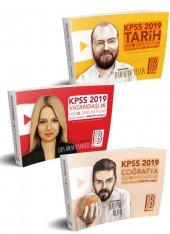 Benim Hocam Yayınları 2019 Kpss Genel Kültür Video Ders Notları Seti
