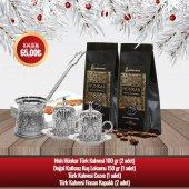 Yılbaşı Hediye Paketi 2 Türk Kahve Seti