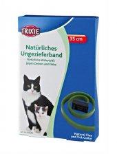 Yavru Kediler İçin Bitkisel Pire Kene Tasması Trixie