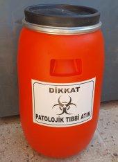 Patolojik Atık Fıçısı 30 Lt