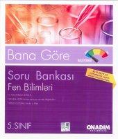 5. Sınıf Fen Bilimleri Soru Bankası 2 Kitap (Onadım Yayınları)