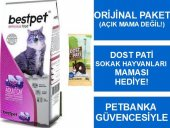 Bestpet Selection Chicken Tavuk Etli Kedi Maması 1 Kg Skt 05 20