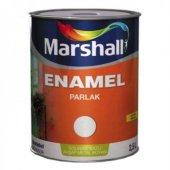 Marshall Enamel Sentetik Ahşap Ve Metal Boyası 0,75 Lt 1 Kg