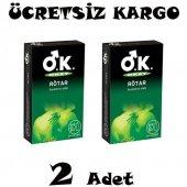 Okey Rötar Prezervatif 10lu (2 Adet)