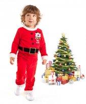 Denokids Noel Baba Erkek Çocuk Takım