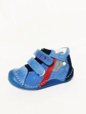 Vicco İlk Adım 918.y.014 Mavi Deri Ayakkabı (19 21) Kmpny