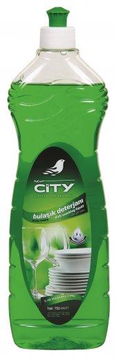 New City Sıvı Bulaşık Deterjanı 750 Ml