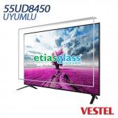 Vestel 55ud8450 Tv Ekran Koruyucu Ekran Koruma Camı Etiasglass