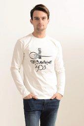 Tshirthane 1453 Fatih Kısakollu Erkek Tişört