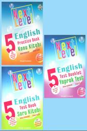 Palme 5. Sınıf Next Level English Konu + Soru + Yaprak Test Seti