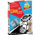 Linol Baskı Tam Set 22x32 Cm