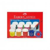 Faber Castell Guaj Boya 12 Adet 15 Ml