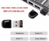 Concord C Uml32 32 Gb Fit 2,0 Usb Flash Bellek