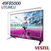 Vestel 49fb5000 Tv Ekran Koruyucu Ekran Koruma Camı Etiasglass