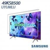 Samsung 49ks8500 Tv Ekran Koruyucu Ekran Koruma Camı Etiasglass