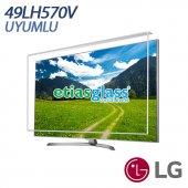 Lg 49lh570v Tv Ekran Koruyucu Ekran Koruma Camı Etiasglass
