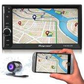 Raymos Rym 6502 Gps Navigasyon Bluetooth Usb Sd Aux Double Oto T