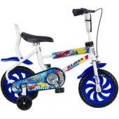 Klass 12 Jant Çocuk Bisikleti Dolgu Teker Mavi