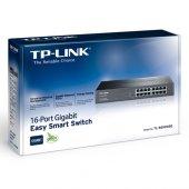 Tp Link Tl Sg1016de 16port Gigabit Smart Switch