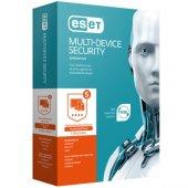 Nod32 Eset Multi Device Security V10 5 Kullanıcı...