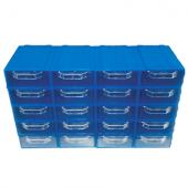 Akar Es 83 Plastik Çekmeceli Kutu (20&#039 Li Paket)