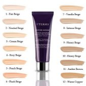 By Terry Sheer Expert Perfecting Fluid Foundation 10 Fondöten