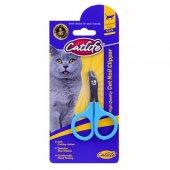 201001 Catlife Kedi Tırnak Makası 8x5,5cm Mix