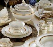 Aryıldız Ar 30035 Prestige Porselen Yemek Takımı 8...