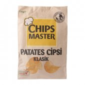 Chips Master Klasik Patates Cips Parti Boy 150 Gr
