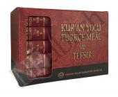 Kuran Yolu Türkçe Meali Ve Tefsiri (5 Cilt)