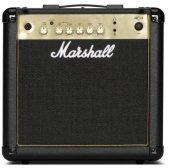 Marshall Mg15g 15w Elektro Gitar Amfisi Ara Kablo+...