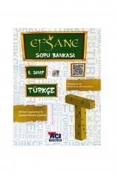 8. Sınıf Lgs Türkçe Efsane Soru Bankası Açı Yayınları