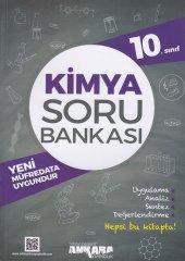 Ankara 10. Sınıf Kimya Soru Bankası