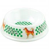 Bobo 103659 Melamin Mama Kabı Köpek Desenli Mavı 3041